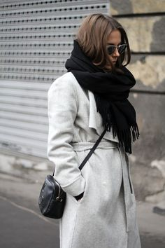 Grey and black (Fashion and style)