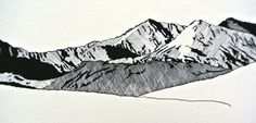 £16.41 Snowdon Welsh Mountain Collection by OldWivesTale on Etsy