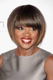 Image result for african american short bob