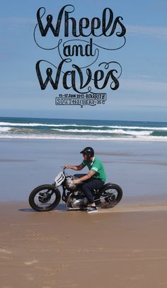 Wheels & Waves.... Would have loved to have been there!