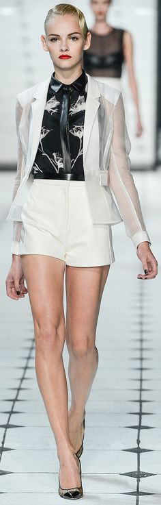 ✜ Jason Wu | Spring 2013 RTW ✜ http://www.vogue.com/collections/spring-2013-rtw/jason-wu/review/