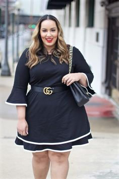 Plus size fashion for women - beauticurve Office Fashion Women, Plus Size Fashion For Women, Plus Size Women, Womens Fashion, Girl Fashion, Fashion Over 40, Curvy Fashion, Plus Size Maxi Dresses, Plus Size Outfits