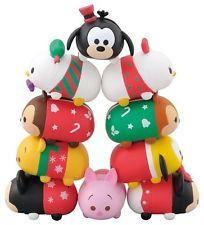 Pre-Order New Ensky Disney characters Tsum Tsum Christmas Mini Figure Doll Japan