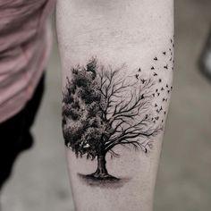 tattoo by @turan.art #tattoo #inked