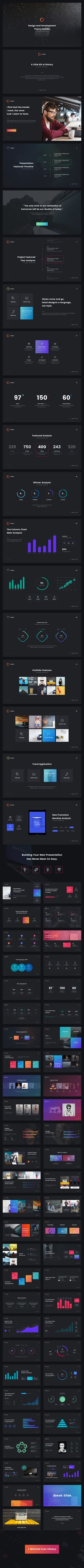 Motion - Creative & Multipurpose Template #keynote #awesome