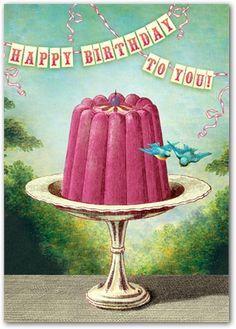 art happy birthday cards - Google zoeken