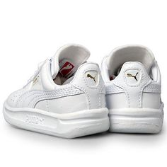new style 95f5e 0875e PUMA GV SPECIAL (TD) TODDLER 351721-01 White Shoes Infant Sneakers Baby  Size 7