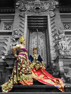 Balinese Bridal Dress Idea | Bali Exotic Wedding 900×1189