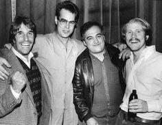 Henry Winkler, Dan Aykroyd, John Belushi, & Ron Howard.