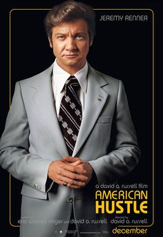 Jeremy Renner is Carmine Polito. Some hustle for truth. REPIN if you agree. COMMENT if you disagree.