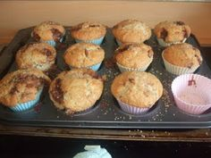 easy muffin recipe | The Diary of a Frugal Family