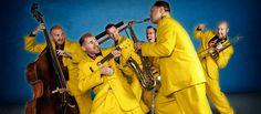 Jive Aces Bansko Jazz Festival 2014