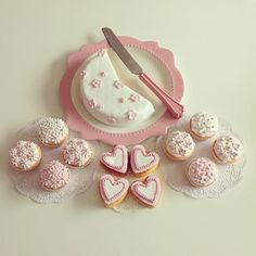 ♥ Stay gold always ♥ Cupcakes Muffins, Pink Stuff, Cake Cupcakes, Sweets Treats, Cupcakes Pink, Pink White, Pink Girly, Muffins Heart, Cupcakes Rosa-Choqu