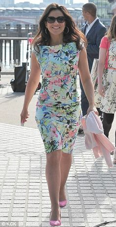 Soften: Susanna Reid has been told to soften her look as executives worry it deters female...