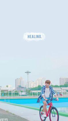 Baejin wallpaper.♡