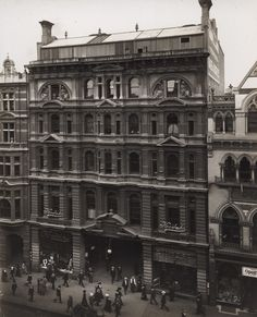 Baker & Rouse began their Victorian retail operations at 260 Collins Street which not only sold Austral and Baker & Rouse products, but was registered as a sole distributor of imported American Eastman Kodak products in 1896 (Beale, p 48). Baker & Rouse acquired the British-owned Kodak Limited store in the Block Arcade, 284 Collins Street, around 1905 and for a time, these two stores ran in ...
