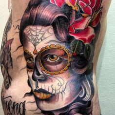 Amazing Tattoo Art by Stu Pagdin