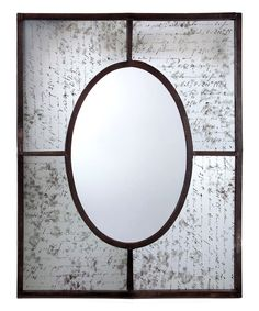 Look at this Harmonie Mirror on #zulily today!