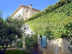 Vakantiehuis appartement le Gardon (250m2) - Sainte-Anastasie - Gard Zuid Frankrijk - Zwembad gedeeld