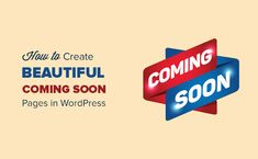 Do you want to create a beautiful coming soon page for your WordPress site? All websites need a pre-launch coming soon page. It allows you to build anticipation, create hype, and spread the word even before the launch of your main website. In this article,…Read More »  The post How to Create Beautiful Coming Soon Pages in WordPress with SeedProd appeared first on WPBeginner.   #SeedprodPluginReview #HowToCreateLaunchrockStylePagesInWordpress #SeedprodComingSoonPages #Se
