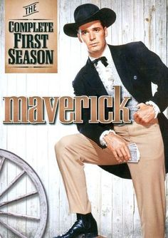 Available in: DVD.This release compiles every episode from the first season of Maverick, the western comedy series starring James Garner as an Roger Moore, Old Tv Shows, Movies And Tv Shows, Maverick Tv, Leo Gordon, Jack Kelly, Game Of Love, Tv Westerns, Thing 1