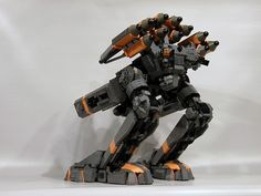 LEGO Mech | Lego Mecha, Archangel Michael | Flickr - Photo Sharing!