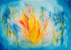 Combustion by a Waldorf School 7th grader