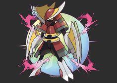 Mega Bisharp by Dragonith on DeviantArt Pokemon Fan Art, Mega Pokemon, Pokemon Fusion, Pokemon Pokedex, Pokemon Funny, Pokemon Memes, Pokemon Stuff, Mega Evolution, Fantasy Creatures