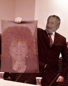 """To je ona! To je ona, žena, která prozářila šero mého života, který mu dala pravý smysl a cíl. Takto sugestivně pojal svou přednášku """"Žena - základ státu"""", uspořádanou pro místní organizaci Českého svazu žen,  lektor Milan Pokorný. Foto M. Děkanová."""