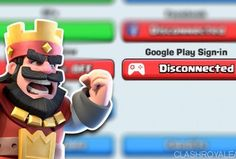 Cant Sign In with Google Play In Clash Royale http://ift.tt/1STR6PC