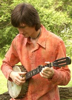 Adam Hurt - clawhammer banjo