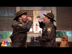 Behind the Scenes: Jimmy Fallon & Jon Hamm's '80s TV Show - YouTube