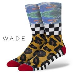 Dwyane Wade x Stance Socks � The Wade Collection