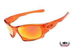 d8f37204716 2014 Cheap Replica Oakley Ten Sunglasses Red O Logo Orange