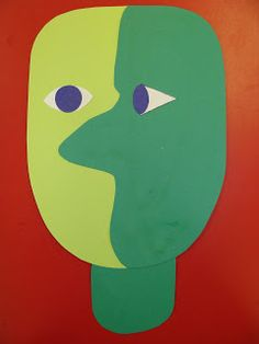 A great Picasso lesson. Art Lessons For Kids, Art For Kids, Picasso Portraits, Halloween Art Projects, Car Activities, Arts Ed, Art Education, Creations, Monsters
