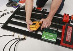 How to Build the Ultimate Pedal Board