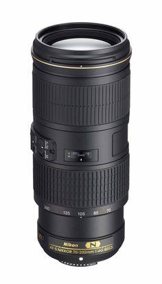 Nikon Polska pokaże swój najnowszy obiektyw 70-200 ze światłem 4, podczas Press Photo Expo.  Zapraszamy 10 grudnia.