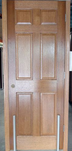 Trustile ts2060 mdf door with custom sticking and senior raised e 6 panel oak prefinished bedford interior door planetlyrics Images