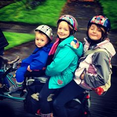 """Photo by bikeportland From Jonathan Maus  """"The @Xtracycle is an amazing thing isn't it?"""