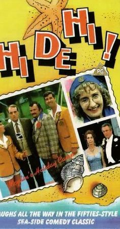 Created by David Croft, Jimmy Perry.  With Paul Shane, Ruth Madoc, Jeffrey Holland, Felix Bowness. Comic goings on in this series set in an English holiday camp called Maplins. The title comes from the camp's greeting, which the staff are meant to say with enthusiasm but all too often the camp guests are the last thing on their minds. Ted's the camp comic but is always on the lookout for a way to make money. Gladys has her eye on the boss, and Peggy wants to swap her mop and cleaner's outfit…