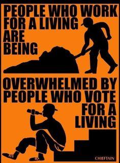 Support a coal miner
