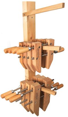 Clamp pegs