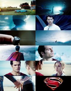 """""""You just have to decide what kind of man you want to be, Clark. Whoever that man is… he's gonna change the world."""" (Man of Steel, 2013)"""