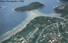 Hotel Jequitimar Praia de Pernambuco Guarujá - antigo