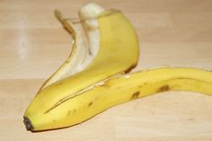 Banana Peel for Skin tags