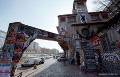 Point Ephémère / Quai de Valmy / Paris 10ème
