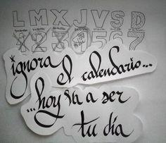 Caligrafía Antonio Ayala. frases motivadoras #366 #caligraffiti #caligrafia #frase #motivacion #arte
