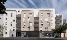 Carré Saint Clément - Nantes (44) © Ecliptique / Laurent Thion Saint Clement, Laurent, Multi Story Building, Nantes
