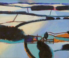 West Dorset Snowfields 11 - Gerry Dudgeon