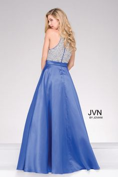 JVN Prom Collection, Style JVN49432A, Sz. 8, $398 Available at Debra's Bridal Shop. Visit us at 9365 Philips Hwy., Jacksonville, Fl. 32256